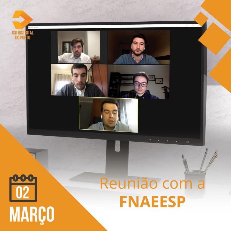 Reunião com a FNAEESP