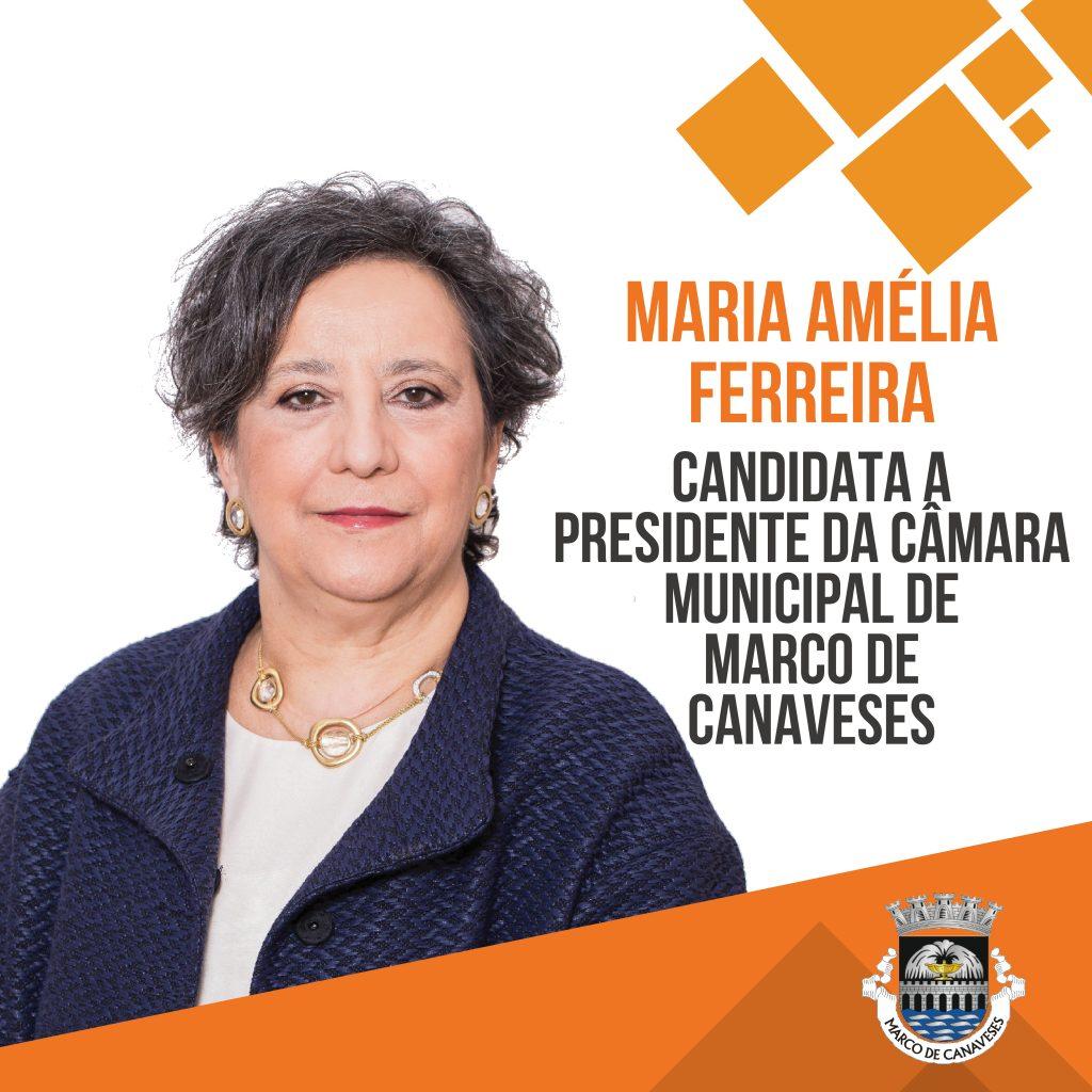 Maria Amélia Ferreira